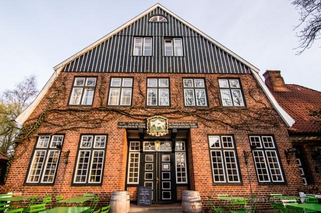 Hotel und mehrfach ausgezeichnetes Restaurant: Ole Liese