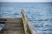Der Selenter See ist weit wie ein Meer