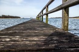 Weg zum Horizont - Selenter See