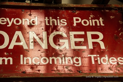 Danger: Incoming Tide