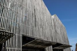 Preisgekröntes Museum Kaap Skil