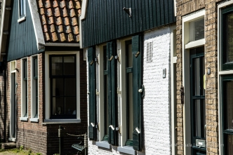 "Fensterläden: ""echt Hollands"""