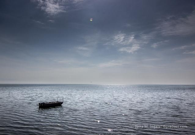 Das Wattenmeer ist ruhig