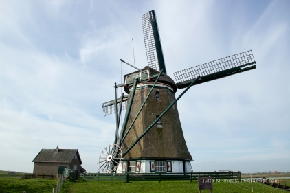 Windmühle Het Noorden bei Utopia