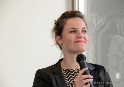 Anne Kremer, Direktorin der Villa Mondriaan