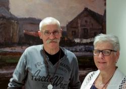 Gerard und Ria ten Barge