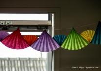 Papierfächer