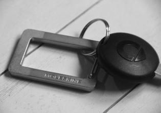 Ästhetisch und funktional: Schlüsselanhänger