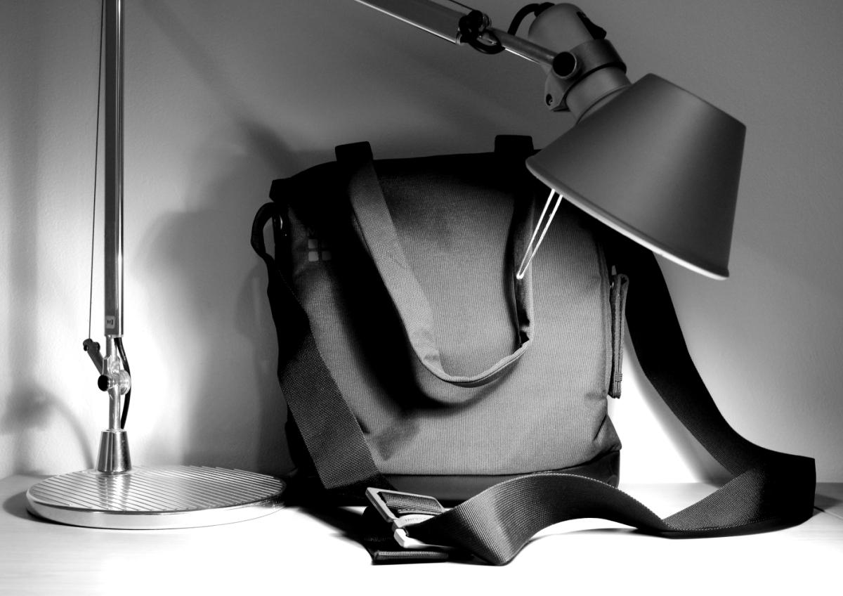 myCloud Tote Bag: tragbar als Tote oder Umhängetasche
