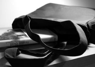 Gut verstaut: in gepolsterten Innentaschen