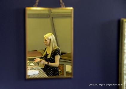 Spiegelbild von Evelien Hengeveld
