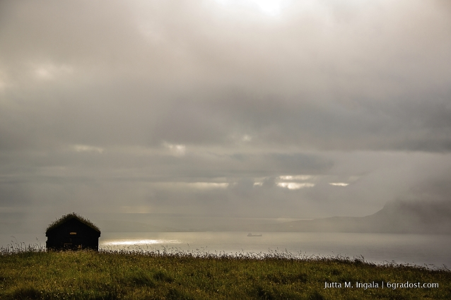 Bucht über Tórshavn