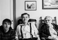 Johan, Meinard und Ruby