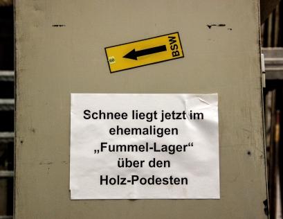 """Fummel-Lager"""