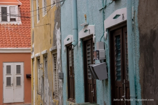 Otrobanda, pittoreskes Viertel in Willemstad