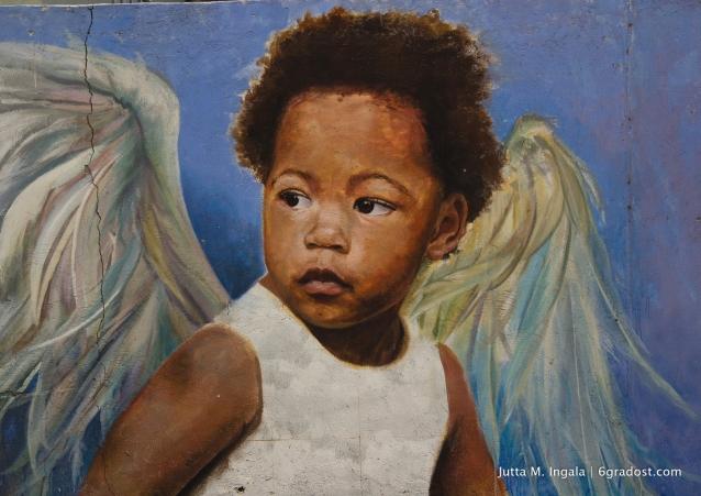"""""""Mariepampoen Angel"""" von Garrick Marchena"""