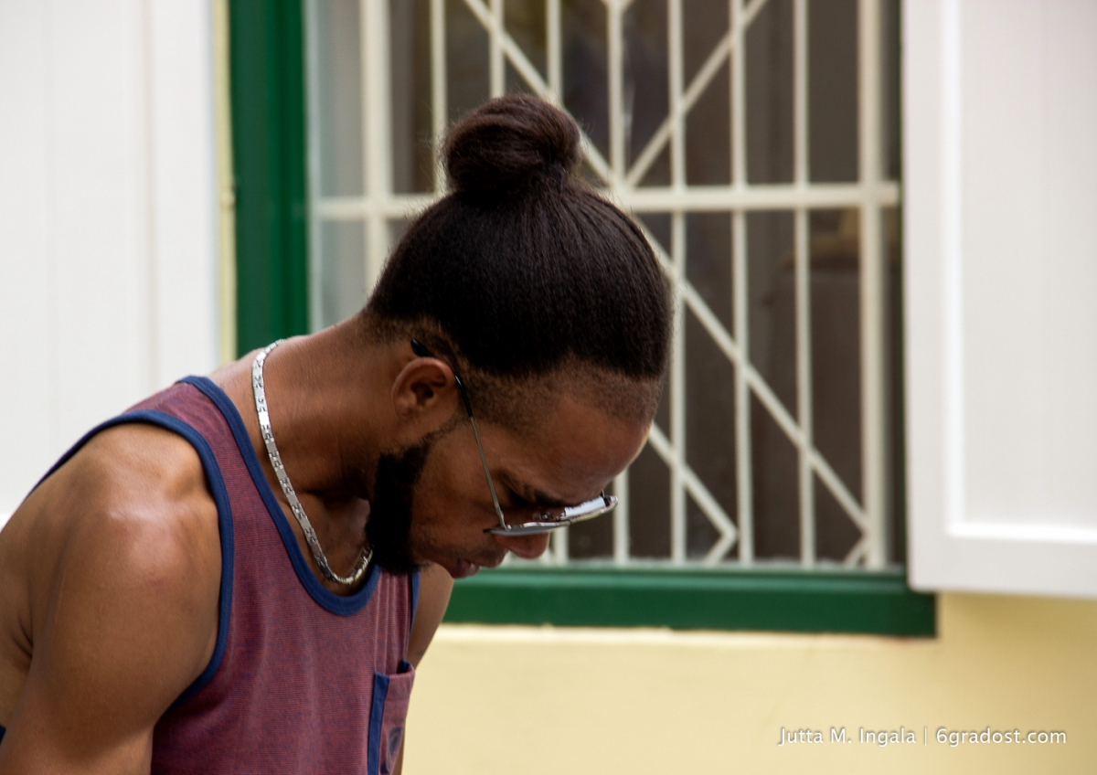 Faces of Curaçao II