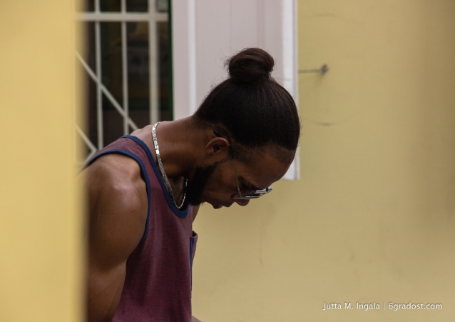 Faces of Curaçao I