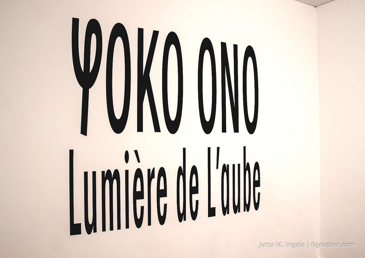 Yoko Ono - Lumière de L'aube