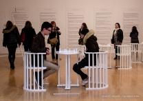 Kunst wird erst dann zur Kunst, wenn wir interagieren