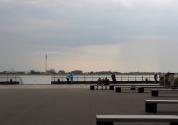Am Strom ... Blick auf die Weser