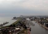 Neuer Hafen: Tor zur Welt für 7 Mio. Auswanderer