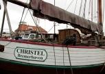 """Ostsee-Fischkutter """"Christel"""" von 1936"""