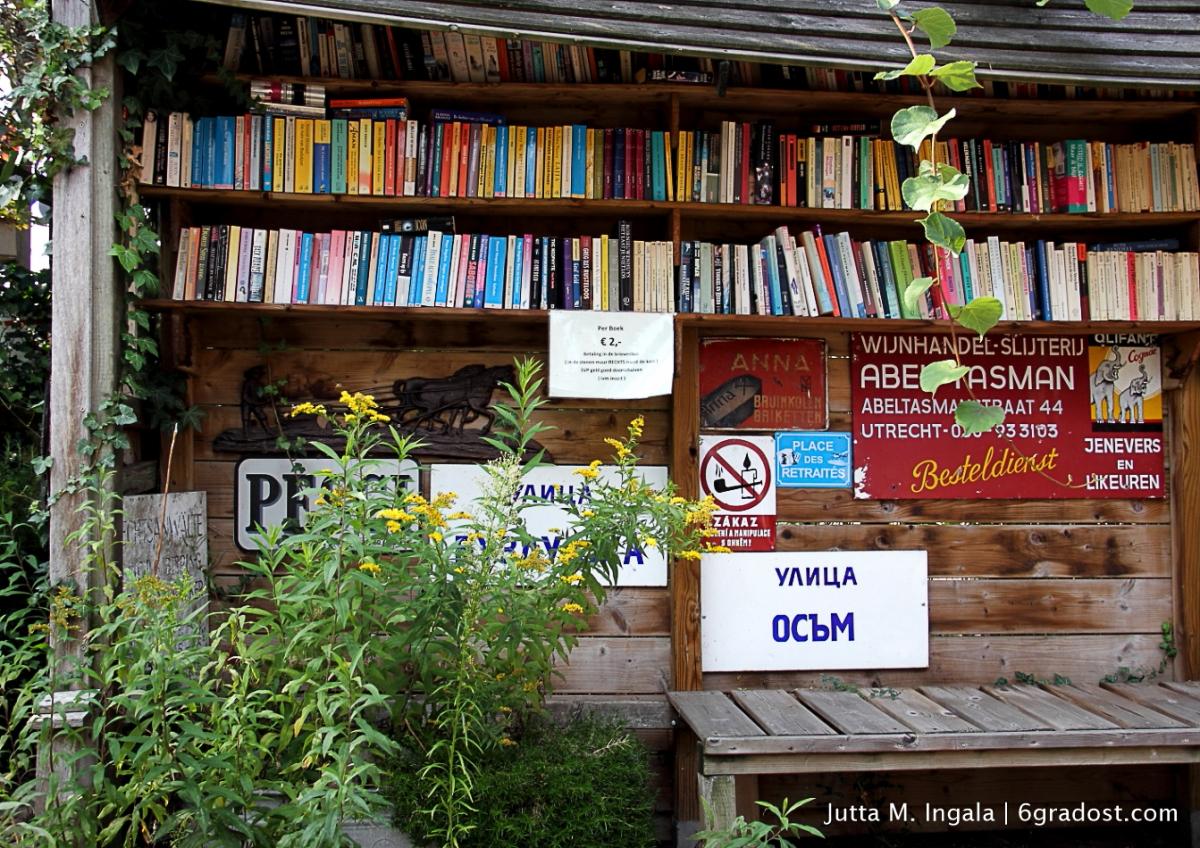 Literatur aus aller Welt