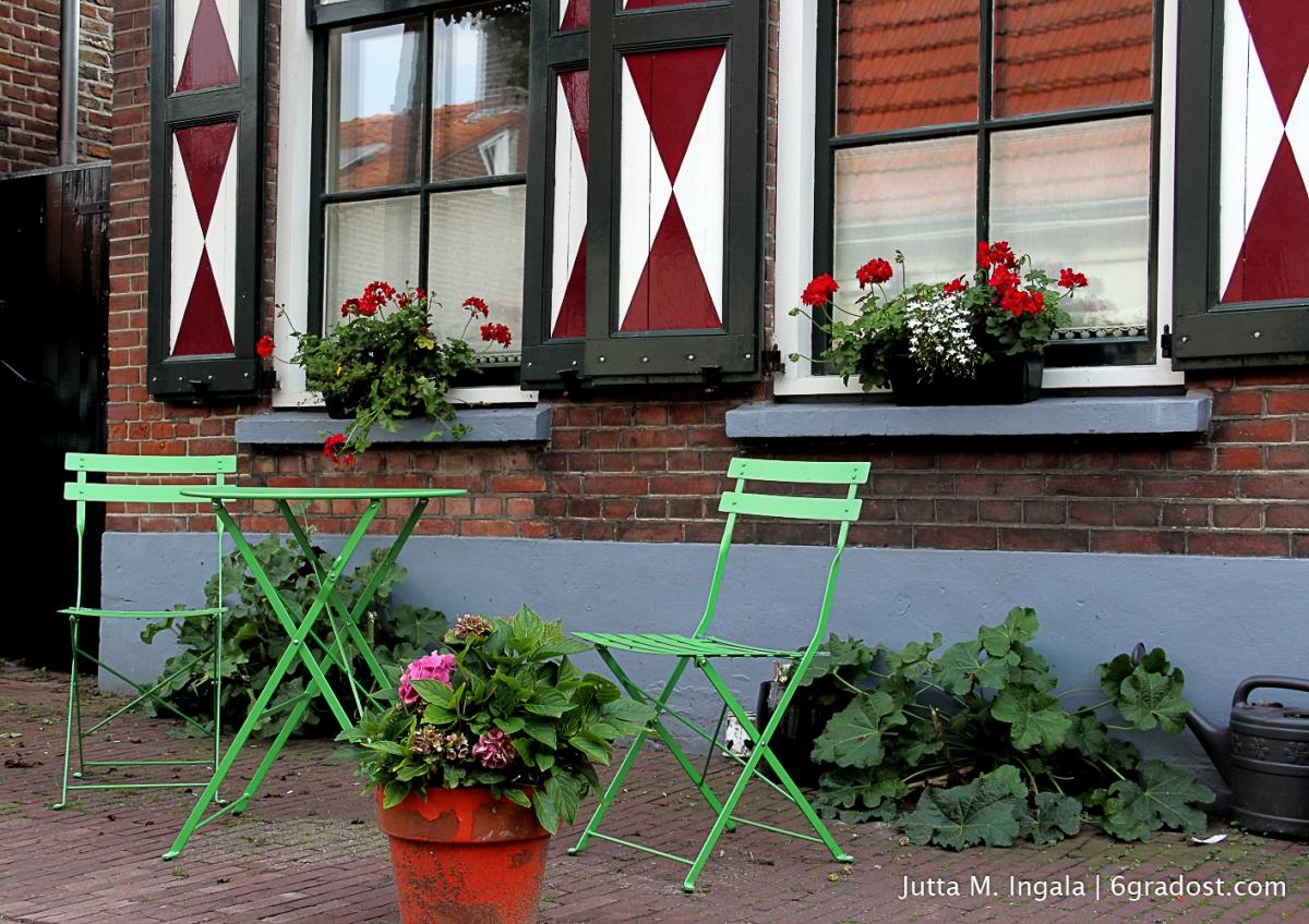 Herausgeputzt: die alten Häuser von Bredevoort