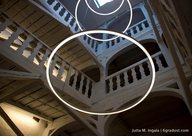 Leinwand für Porzellankunst: Weiß dominiert im Museum Schloss Fürstenberg
