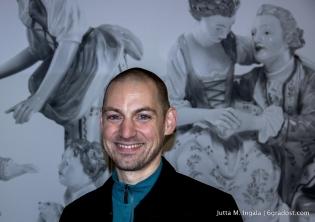 Dr. Christian Lechelt, Kunsthistoriker und Leiter des Museums Schloss Fürstenberg