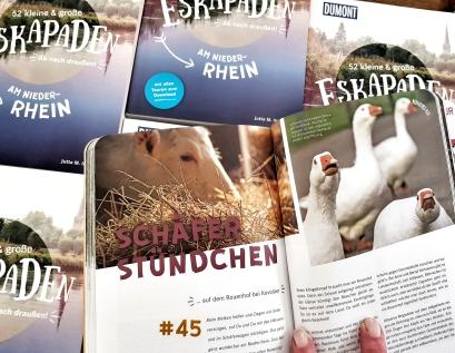 """""""Schäferstündchen"""" - eine von 52 Eskapaden am Niederrhein"""