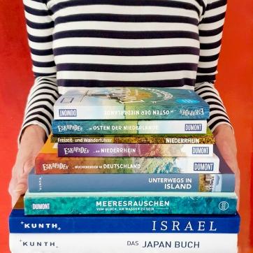 Bücher sind für alle Sinne gemacht!
