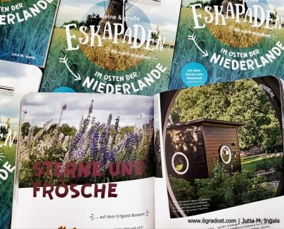 Sterne gucken und Fröschen lauschen - im Osten der Niederlande