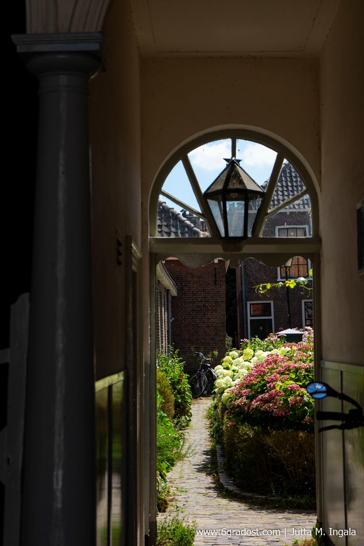 Versteckte Gärten. Die Hofjes von Zutphen